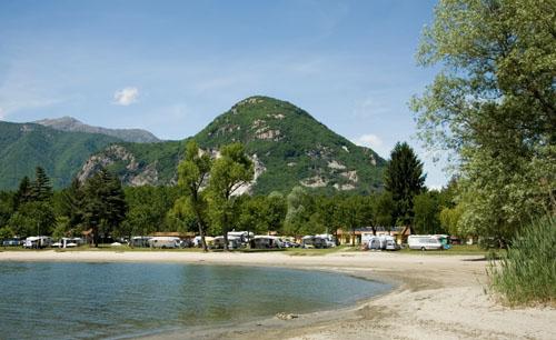 Campingplätze Lago Maggiore